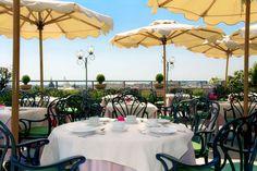 Marcella Royal Hotel-Rome, Italy-Roof garden