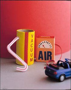Accessories for car garage