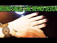 Circle Mehndi Designs, Arabic Mehndi Designs, Mehndi Images, Henna Designs, Henna Mehndi, Mehendi, Mehndi Video, Mahndi Design, Mehndi Simple