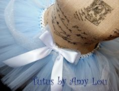 Cinderella Princess Race Running Tutu in Light by TutusByAmyLou, $35.00