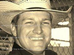 Vote for Clint Craig: Mena, Arkansas cowboy.