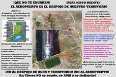 """Comentario a la publicación: """"Atenco: Además del Aeropuerto, amenaza la Aerotrópolis... """""""