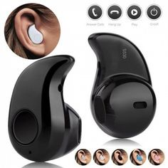 New 1pc Mini Invisible Ultra Small BT 5.0, Okara Best Earbuds, Fashion Eye Glasses, Digital Audio, Geek Gifts, Bluetooth Headphones, Wish Shopping, Listening To Music, Retro, Headset