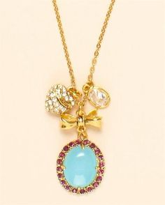 Turquoise Cabachon Necklace, Turquoise