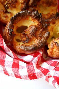 Yorkshire Puddings  #Yorkshire #pudding #England #Sunday #Roast #beef