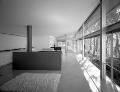 Serenity of a Glenn Murcutt house