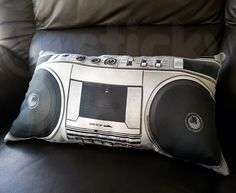 Cushion Cover STEREO by Sticky!!!