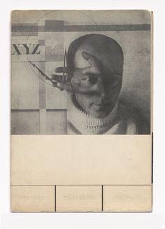 El Lissitzky, Jan Tschichold. Foto-Auge. 1929