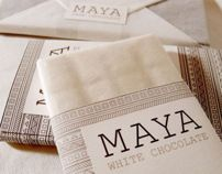 Maya Chocolates - Packaging Design by Eri Liougkou,
