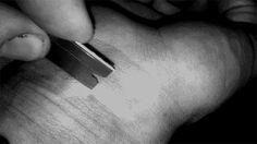 cutting is an addiction