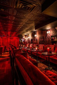 Chicago's Hidden Speakeasies - How to get in Red Aesthetic, Aesthetic Pictures, Speakeasy Decor, Picture Wall, Photo Wall, Japanese Bar, Nightclub Design, Secret Bar, Chicago