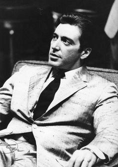 Vintage shot of Al Pacino