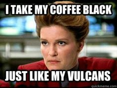 Quantum Theory's patron saint - Captain Kathryn Janeway of the Federation Starship Voyager! Captain Janeway, Star Trek Captains, Kate Mulgrew, Star Trek Images, Fandom Crossover, Star Trek Universe, Star Trek Voyager, Her Smile, In This World