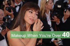 5 Simple Makeup Tips When You're Over 40