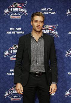 Aaron Ekblad Photos - 2015 NHL All-Star Weekend - Red Carpet - Zimbio