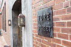 Fore Street, Portland ME