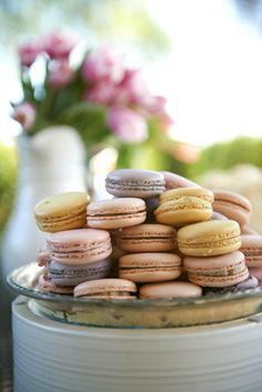 What's Paris without a macaroon? | Frontgate: Live Beautifully Outdoors