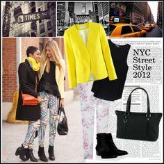 Blog: NYC Street Style 2012