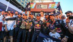 "Dakar 2017 | Auto: Peterhansel fa ""13"", per Peugeot è trionfo assoluto"