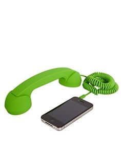 I actully need one. Seriously, my phones internal speaker is broken. This would fix the problem in a very stylish way...