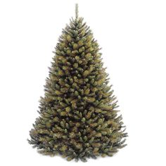 National Tree NRRH1-65 6 1/2 ft Hinged Rockland Pine Tree -- You can find more details by visiting the image link. #GardenDecor
