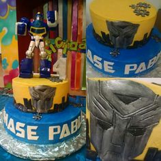 Chase Cake by Sweet Bouquet Chih