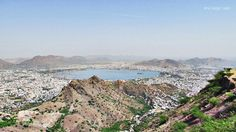 The Scenic Ana Sagar Lake of Ajmer