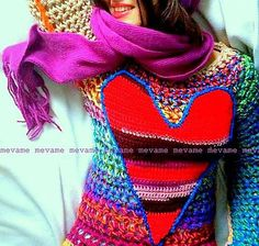 mevame / :) srdco mojo farebnô :)