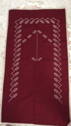 Baby Knitting Patterns, Cross Stitch, Bern, Cross Stitch Designs, Dots, Needlepoint, Crosses, Seed Stitch, Punto De Cruz