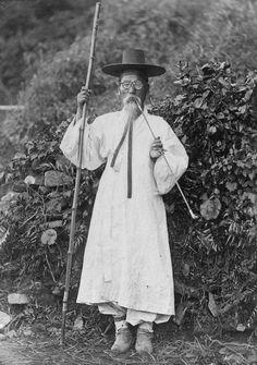Korean man 1895