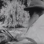 Footage of Legendary Artists Monet, Renoir, Rodin, and Degas Working and Walking Near Their Studios Artist Monet, Colossal Art, Degas, Arts Ed, Rodin, Renoir, Elementary Art, Teaching Art, Famous Artists