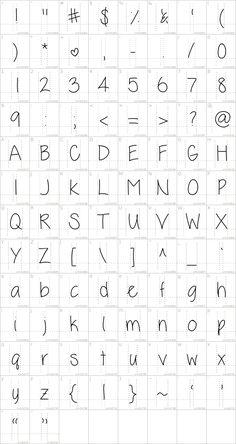 Kelli Lynn Font · 1001 Fonts