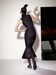 kinga rajzak by roe ethridge for double magazine ss12 - marie chaix styling