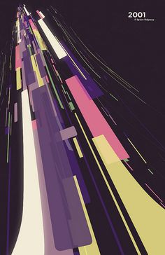 2001: A Space Odyssey by gideonslife, via Flickr