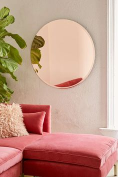 Calli Mirror - Urban Outfitters