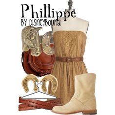 """""""Phillippe"""" by lalakay on Polyvore #disney"""