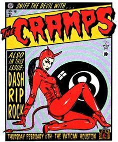Cramps flyer