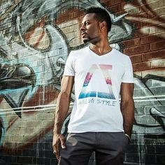 Miami style tshirt, one of REP YOUR CITY Collection. Available only at ChozenStyle.com. photo by @mcintoshbros #repyourcity #tshirt #vneck #Miami #mia #karate #kick #fly #flying #ups #graffiti #clothes #fashion #style #swag #ChozenStyle #Jamaican #jamaica #mohawk  #Atlanta #atl #repyourcity #collection #menswear #southbeach #ftlauderdale #shopmiamistyle
