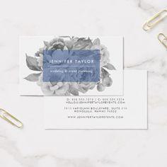 Shop Vintage Black and White Floral Business Card created by RedwoodAndVine. Vintage Business Cards, Cool Business Cards, Custom Business Cards, Business Card Design, Creative Business, Vintage Floral, Vintage Black, Hawaii, Navy
