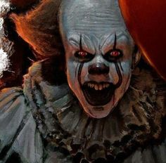 Angry Pennywise ! FUCK YEAH  !!!
