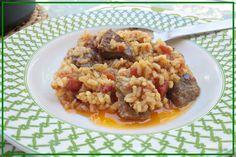 Lola en la cocina: Ternera con arroz a la catalana