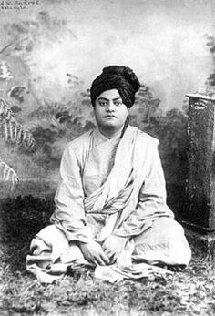 Swami Vivekananda was born as Narendranath Datta in the year 1863 on January. Swami Vivekananda was a great Indian monk.