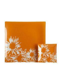 Gorgeous square plates | Home & interior | Pinterest | Square plates ...