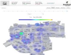 Ruckus lanza el primer servicio Wi-Fi de ubicación inteligente basado en la nube - ACTUALIDAD, Móviles, Telecomunicaciones, Tendencias Emerg...