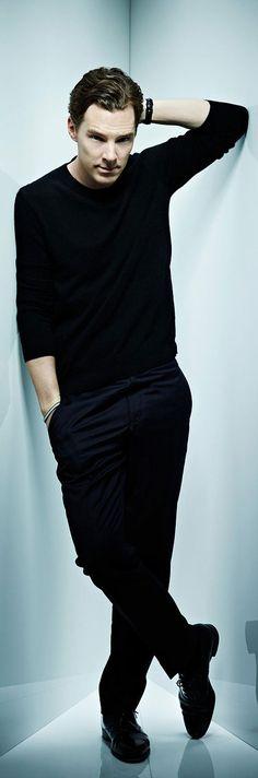 Benedict Cumberbatch Star Trek Into Darkness Promo Shoot Mmmhmm mmmmhhmm good