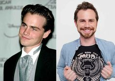 Rider Strong  90's-now. Another late 90s, early 2000s crush I had. Guess I had more celeb crushes than I thought. Anyway, yeah, Shawn Hunter was my fave Boy Meets World character.