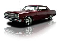 1965 Chevy Chevelle SS 350 V8 700R4 Pro Touring. Photo Credit: RK Motors Charlotte.