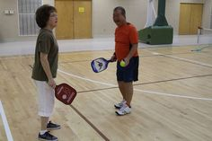 "Pickleball enthusiasm growing in South Mississippi  http://www.worldpickleball.com/pickleball-enthusiasm-growing-in-south-mississippi/    BILOXI -- A game that started in a family's backyard about 50 years ago has become the latest fitness craze for seniors in South Mississippi. And while its name may be peculiar pickleball is growing in popularity especially in Harrison County.  ""The sport is a cross between badminton ping - facebook.com/rlwonderland"