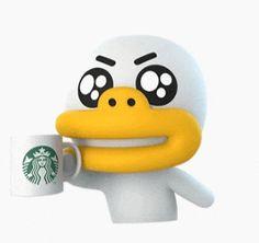 Kakao Friends, Kids Logo, Rubber Duck, 3d Design, Cute Designs, Cute Drawings, Pixel Art, Dog Cat, Animation