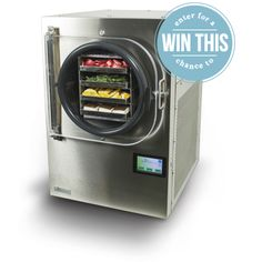 Win an In-Home Freeze Dryer! Contest!